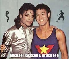 bruce and michael together