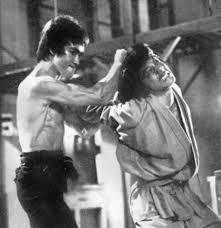 Jackie Chan Beat Bruce Lee?