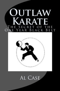 karate punching power book