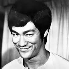 bruce lee handsome