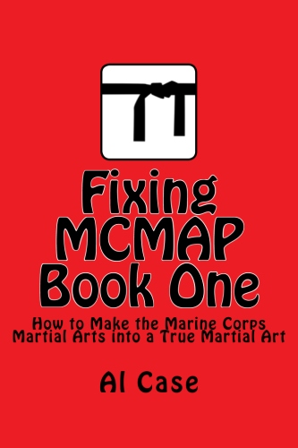 marine corps martial arts book