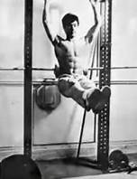 How bruce Lee trained